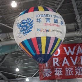 Balon Oval Dynasty Travel Singapore