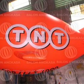 Balon Zeppelin TNT