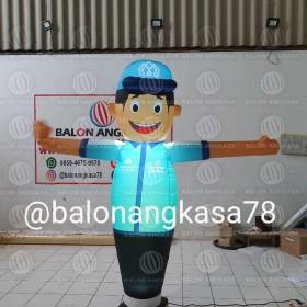 Balon dancing 13 inch LED Perumahan BUMN